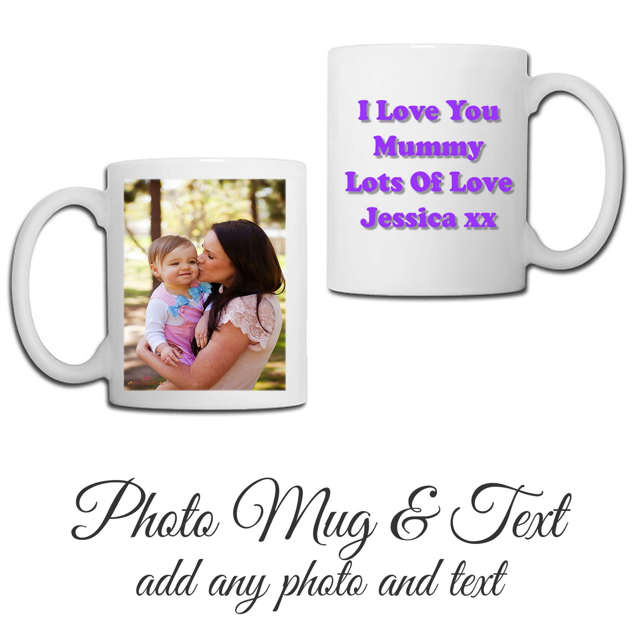 Photo Mugs & Coasters