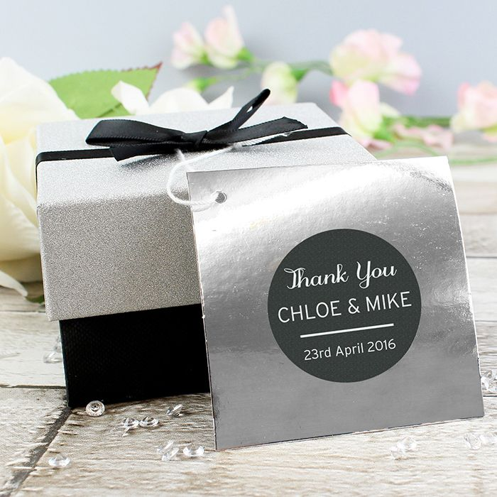 Little Gifts With Love - Personalised Classic Pack of 20 Cards/Invites