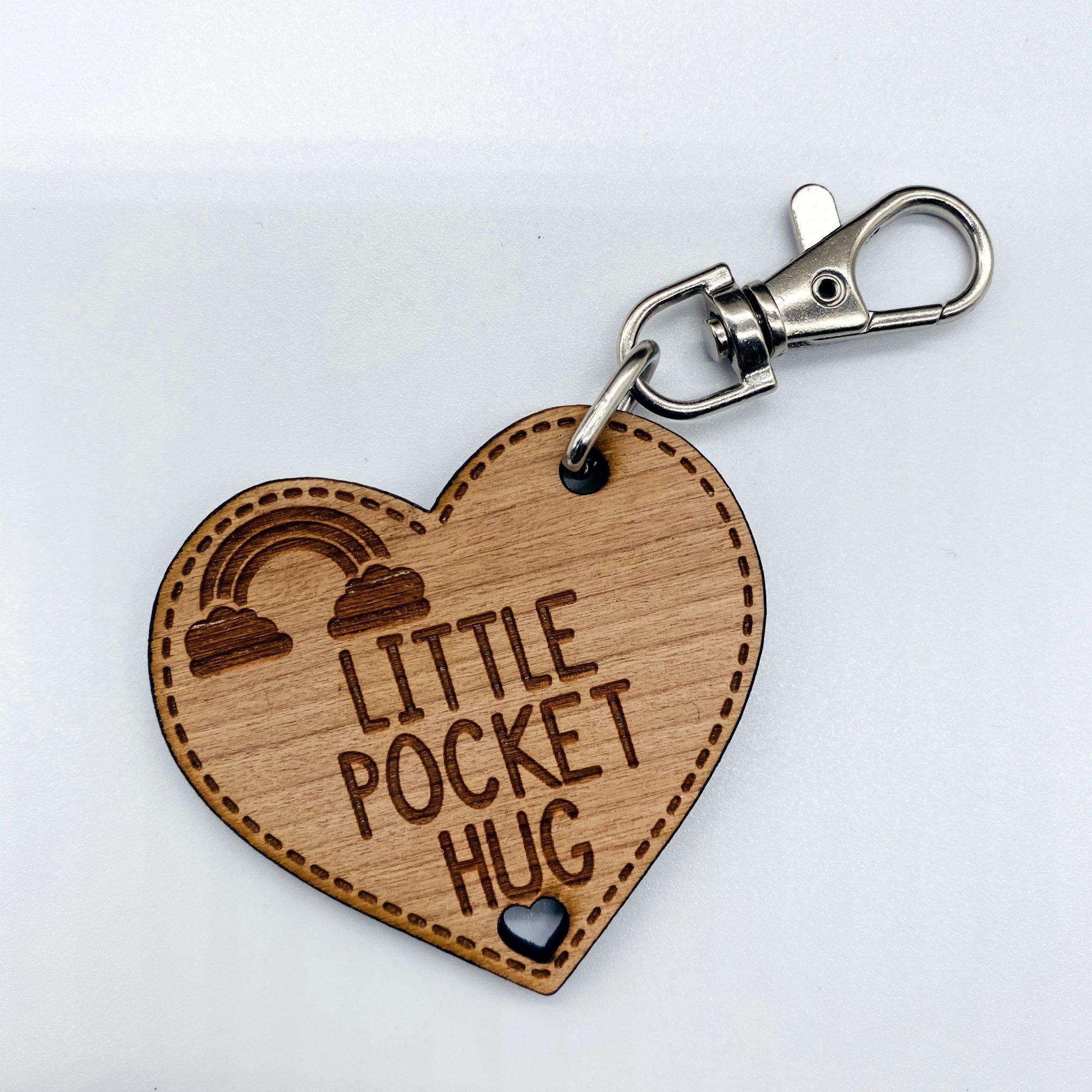 Pocket Hug Keyring